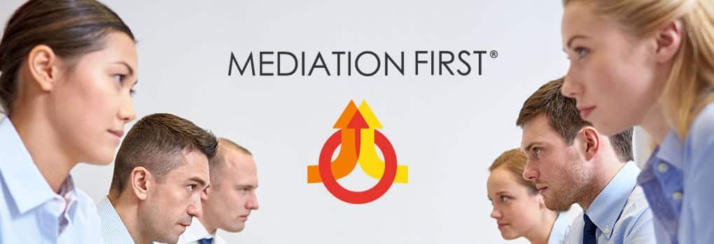 Mediation First